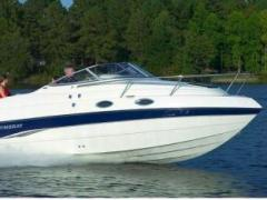 Stingray 240 Cuddy Cabin