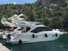 Azimut Az 43 Plus Flybridge Yacht