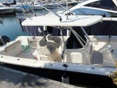 Pursuit 310 Center Console Yacht a Motore