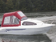 Texas 490 Cabin + 50ps + Extras Sportboot