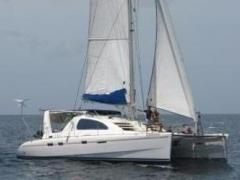 Robertson And Caine Leopard 42 Catamaran