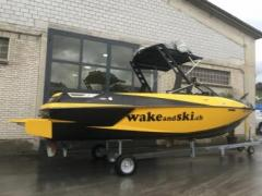 Axis T22 Die Gelegenheit Wakeboard / Ski nautique