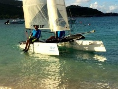 Hobie Cat Wild Cat Catamaran