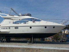 Azimut 43 Fly Plus Flybridge Yacht