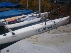 Nacra 18 Inter Catamaran