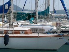Sommerfeld Glacer 34 Sailing Yacht