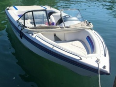 Nautique USA SuperSport Caminada Bowrider