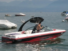 Malibu 21 V-Ride Wakeboard / Ski nautique