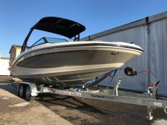 Sea Ray SPX 190 Vollausstattung inkl. Tower Bowrider