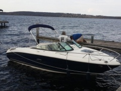 Sea Ray 210 Daycruiser