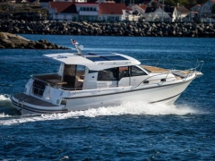 Nimbus 365 Coupe 2017 Volvo 435 PS Diesel Yacht a Motore