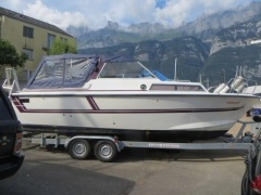 Nimbus 800 Turbo Kabinenboot