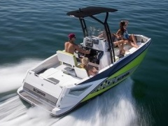 Scarab 195 Open Runabout