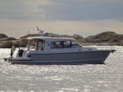 Nimbus 365 Coupe 2016 Volvo 435 PS Diesel Yacht a Motore