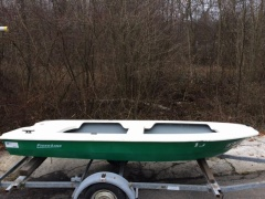 Fiberline G6 Fischerboot