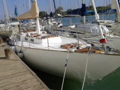 44ft classic design Sailing Yacht