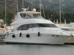 Sea Ray 540 Motoryacht Flybridge Yacht