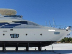 Azimut 75 Fly - Bj. 2005 - 4 Kabinen Flybridge Yacht