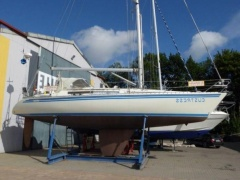 Scanyacht Scanner 38 Sailing Yacht