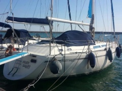 Marine Projects Moody 376 Yacht a Vela