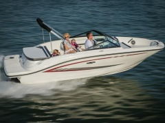 Sea Ray 190 SPX + BSO Sportboot