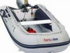 Marine Yachting Honwave T 35 - Ae Barco pneumático