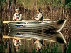 Linder 410 Fishing 2,5 SUZ Barca a remi