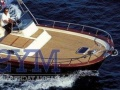 Aprea Fratelli Sorrento 7.50 Open Cruise Deck Boat